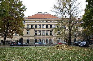 Hotel Polski - The location of Hotel Polski in Warsaw.