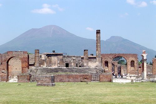 Pompeii mailbbox