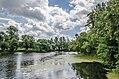 Pond near Chekistov street in SPB.jpg
