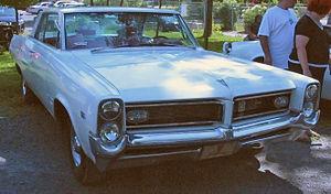 Pontiac Grand Prix - 1964 Pontiac Grand Prix