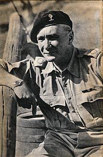 Vladimir Peniakoff Belgian soldier