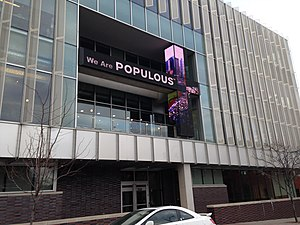 Populous (company) - Headquarters of Populous, in Kansas City, Missouri