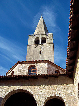 Image illustrative de l'article Basilique euphrasienne de Poreč