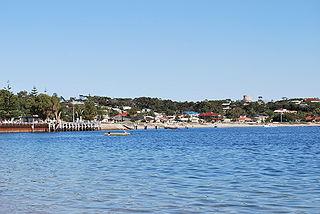 Port Vincent, South Australia Town in South Australia