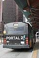 Portal 2 ad on a King County Metro bus in Bellevue, WA.jpg