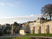 Porte d'Ardon et remparts Laon