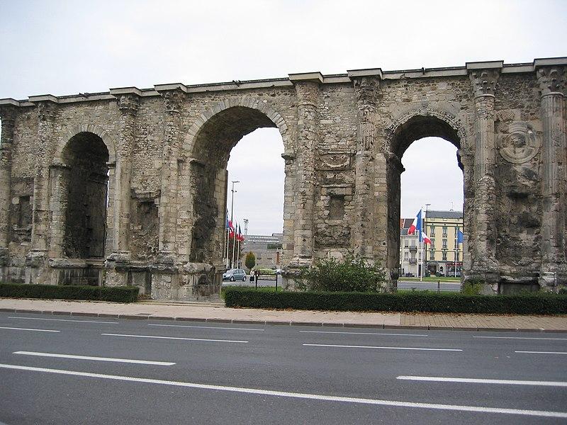Porte de Mars, Reims(3).jpg