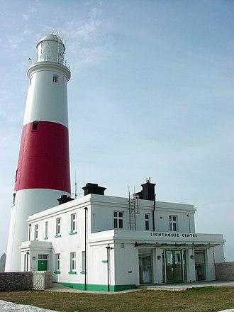 Portland Bill Lighthouse - Portland Bill Lighthouse