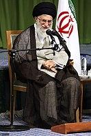 Portrait of Ayatollah Ali Khamenei03.jpg