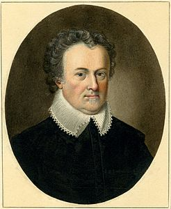 Portrait of Michael Drayton by Sylvester Harding.jpg