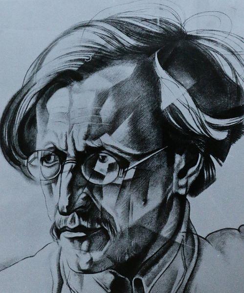 File:Portrait of Vladimir Antonov-Ovseenko by Yury Annenkov (1923) (14335821262).jpg