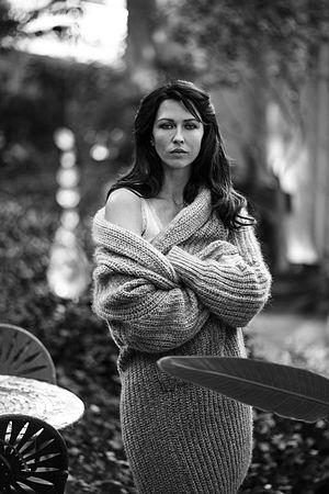 Margo Stilley - Image: Portrait of actress and writer, Margo Stilley, Beverly Hills 2015