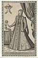Portret van Elisabeth van Oostenrijk, gemalin van Karel IX, RP-P-1901-A-22243.jpg