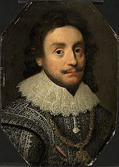 Portrait of Frederick V (1596-1632), Elector of the Palatinate