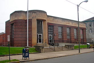 Milton, Pennsylvania - Milton Post Office