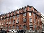Poste intersection rue Paul Duez- Rue Charles Angellier, Lille.jpg