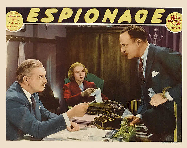 Poster - Espionage (1937) 08.jpg
