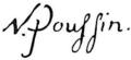Poussin autograph.png