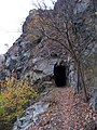 Povltavská stezka, druhý tunel, od Štěchovic.jpg