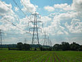 Power lines - geograph.org.uk - 248362.jpg