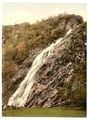 Powerscourt Waterfall. County Wicklow, Ireland-LCCN2002717307.tif