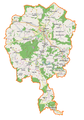 Powiat lubański location map.png