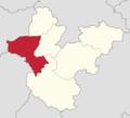 Powiat polkowicki - lokalizacja gminy Przemków.png