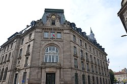 Prefecture building in Limoges