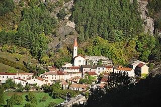Prads-Haute-Bléone Commune in Provence-Alpes-Côte dAzur, France