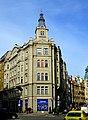 Prag - Maiselova, Ecke Kaprova - Maiselova, rohová Kaprova - panoramio.jpg
