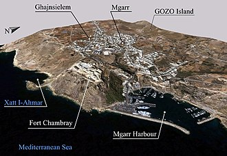Mġarr, Gozo - Mgarr