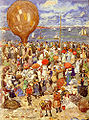 Prendergast Maurice The Balloon 1898.jpg
