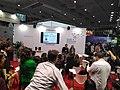Presentació Agora Sharing Cities stand a Smart City World Expo.jpg