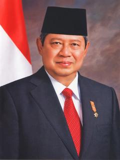 Susilo Bambang Yudhoyono The sixth President of the Republic of Indonesia