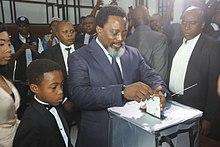 2018 Democratic Republic of the Congo general election