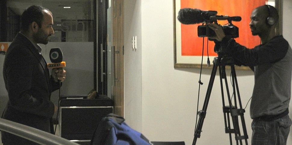PressTV at University of Johannesburg