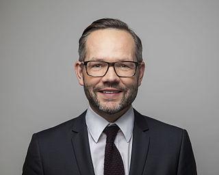 Michael Roth (politician) German politician, member of Bundestag