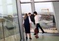 Prince Harry and Ms. Markle visit Titanic Belfast (40973168151).png