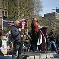Professor Dawn Martin-Hill at the Toronto March for Science 2017.jpg