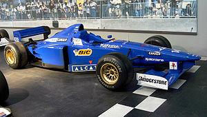 Prost JS45 - Image: Prost Mugen Honda JS45