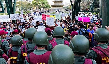Cuộc khủng hoảng tại Venezuela