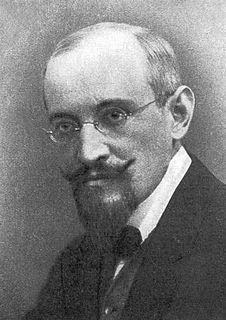 Stanislaus von Prowazek Czech biologist
