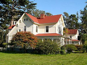 Victorian Offficer Quarters in Presidio of San...
