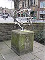 Public Art, Thornton Square, Brighouse, Yorkshire - geograph.org.uk - 119928.jpg