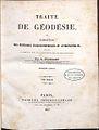 Puissant, Louis – Traité de géodésie, 1842 – BEIC 583789.jpg
