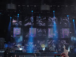 Pulp performing at Isle of Wight Festival 2011 4.JPG