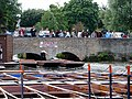 Punts and peeps on the Cam - geograph.org.uk - 877798.jpg