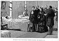 Queen Victoria visiting the Royal Infirmary Edinburgh. Wellcome L0000896.jpg