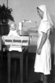 Queensland State Archives 1486 Illustrating activities of Mother and Child Welfare Service April 1950.png