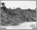 Queensland State Archives 3115 Excavation for road widening at Petrie Bight 30 July 1935.png